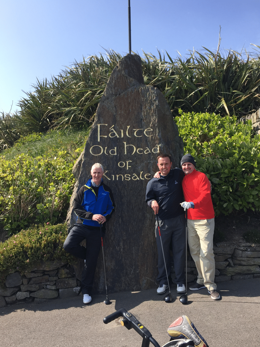 Kinsale Golf Club - unique, wild and magical
